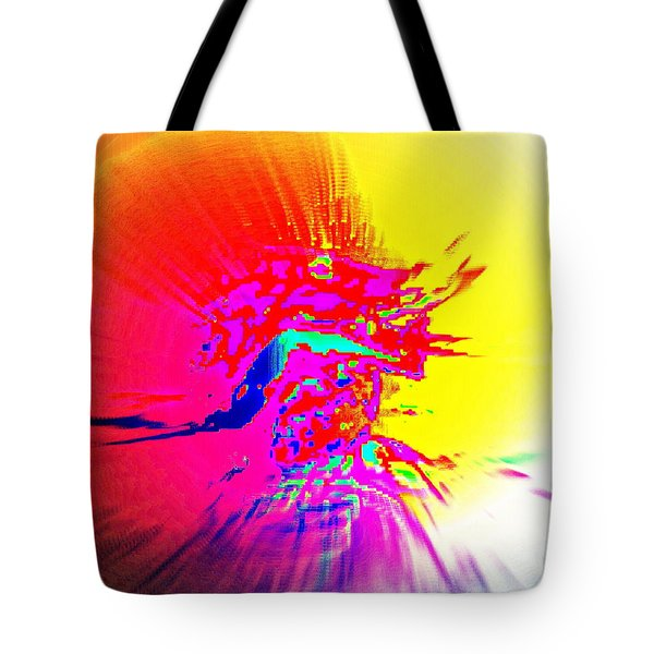 Lion King Tote Bag by Hilde Widerberg