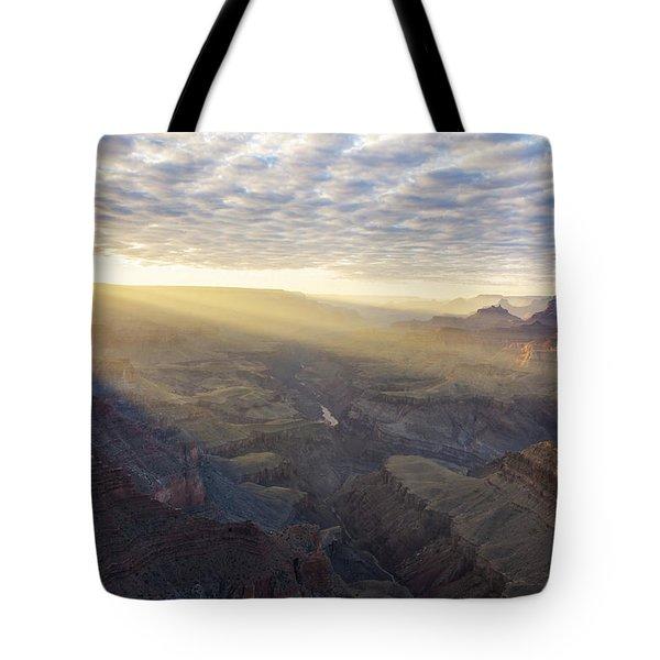 Lipon Point Sunset - Grand Canyon National Park - Arizona Tote Bag by Brian Harig