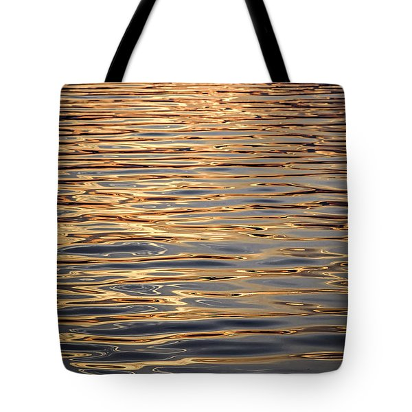 Liquid Gold Tote Bag by Elena Elisseeva