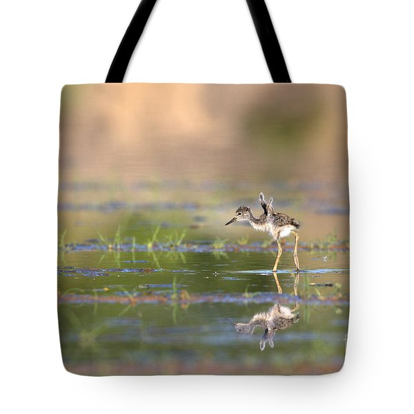 Little Flaps Tote Bag by Ruth Jolly