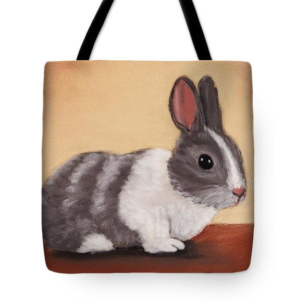 Little One Tote Bag by Anastasiya Malakhova