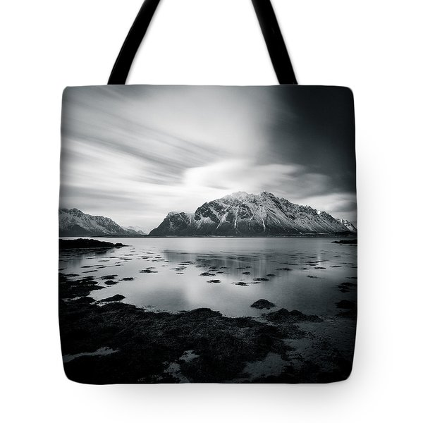 Lofoten Beauty Tote Bag by Dave Bowman