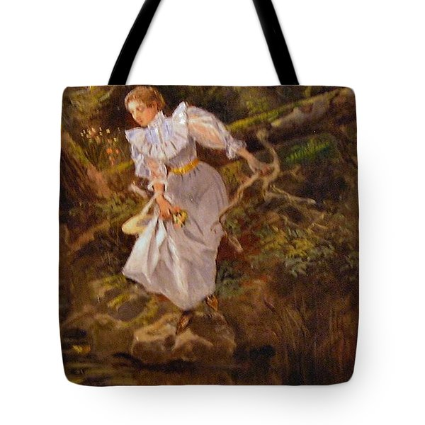 Lolly Tote Bag by Charles Russell