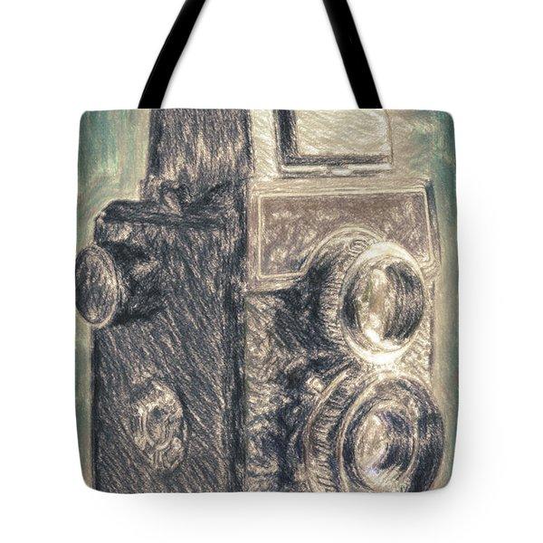 Lomo Tote Bag by Taylan Apukovska