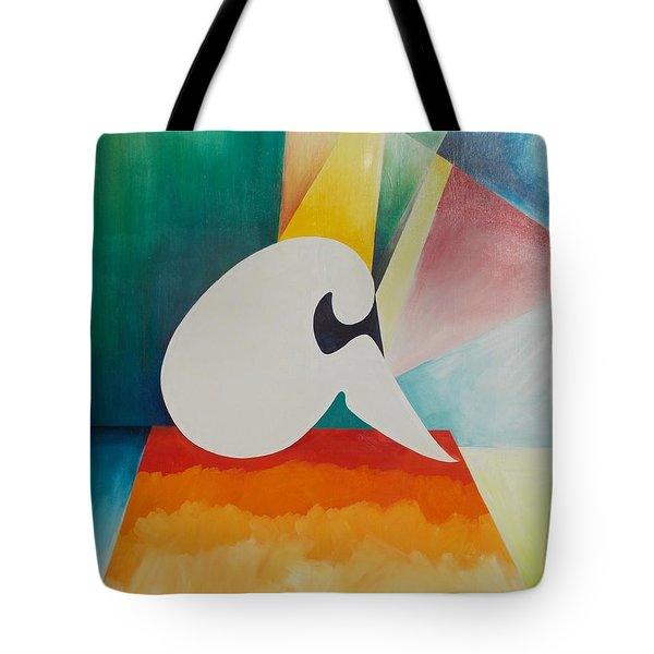 Loneliness Tote Bag by PainterArtist FIN