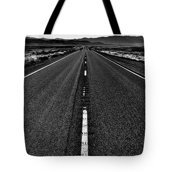 Lonely Tote Bag by Benjamin Yeager