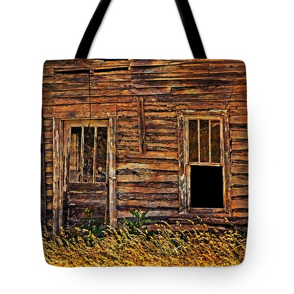 Long Abandonded 2 Tote Bag by Marty Koch