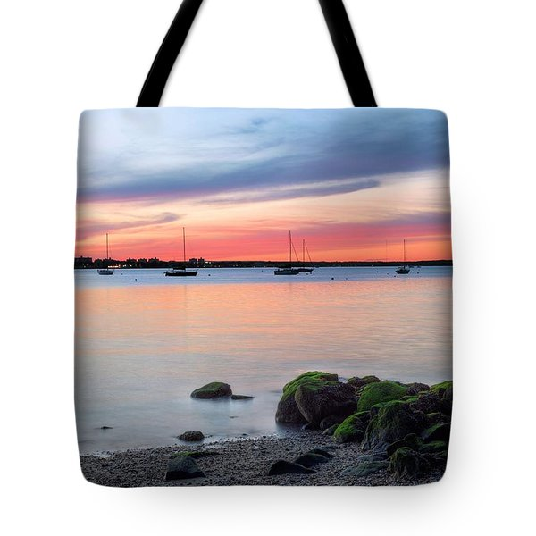 Long Island Tote Bag by JC Findley