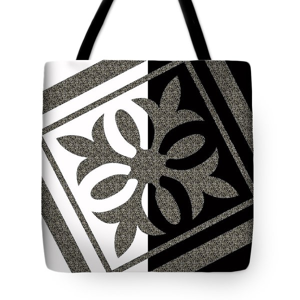 Looking For Balance Tote Bag by Georgeta Blanaru