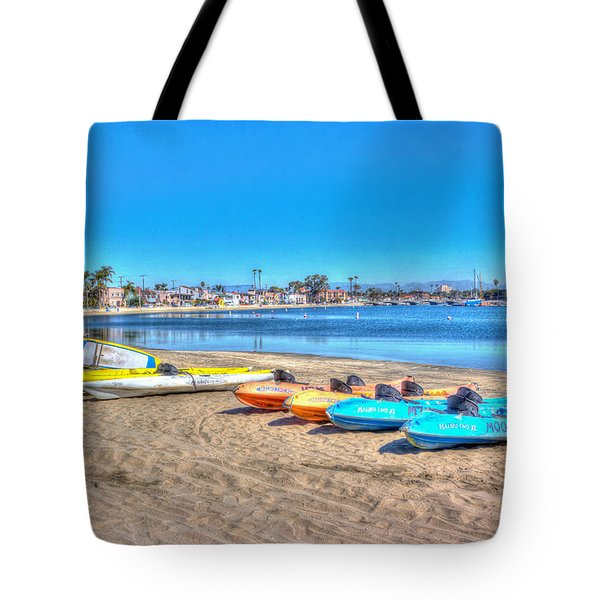 Looks And Feels Like Summer Tote Bag by Heidi Smith
