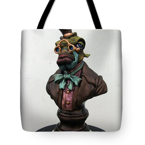 Lord Finn Ribblescale Tote Bag by Patrick Anthony Pierson