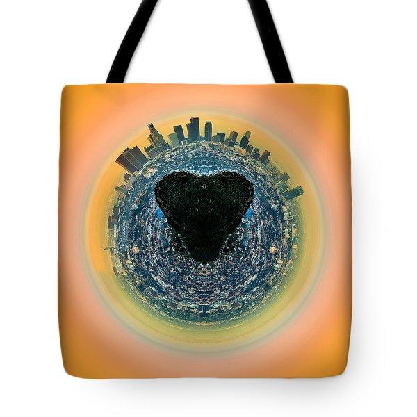 Love La Tote Bag by Az Jackson
