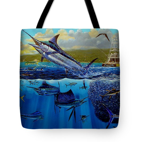 Los Suenos Tote Bag by Carey Chen