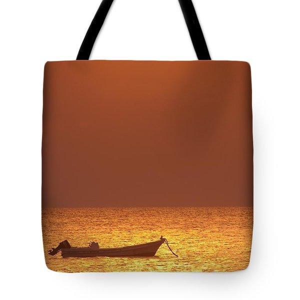 Lost Tote Bag by Charles Dobbs