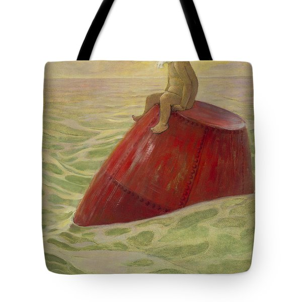 Lost Cira 1916 Tote Bag by Aged Pixel