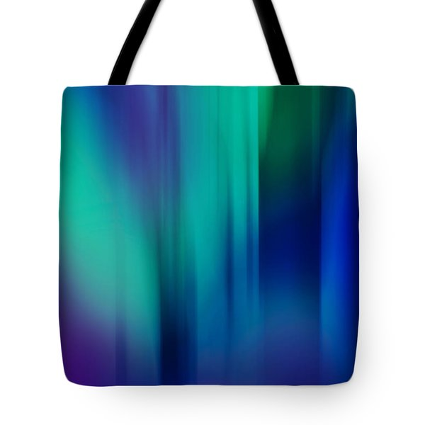 Lost In The Enchanting Forest  1 Tote Bag by Jenny Rainbow