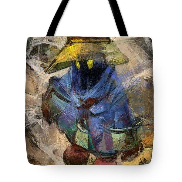 Lost Mage Tote Bag by Joe Misrasi