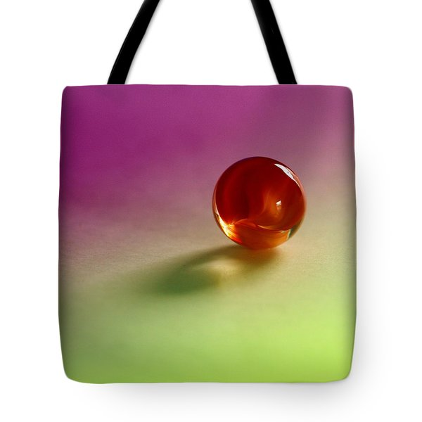 Lost Marbles  Tote Bag by Tom Druin