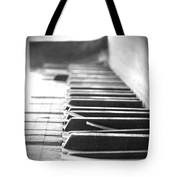 Lost My Keys Tote Bag by Mike McGlothlen