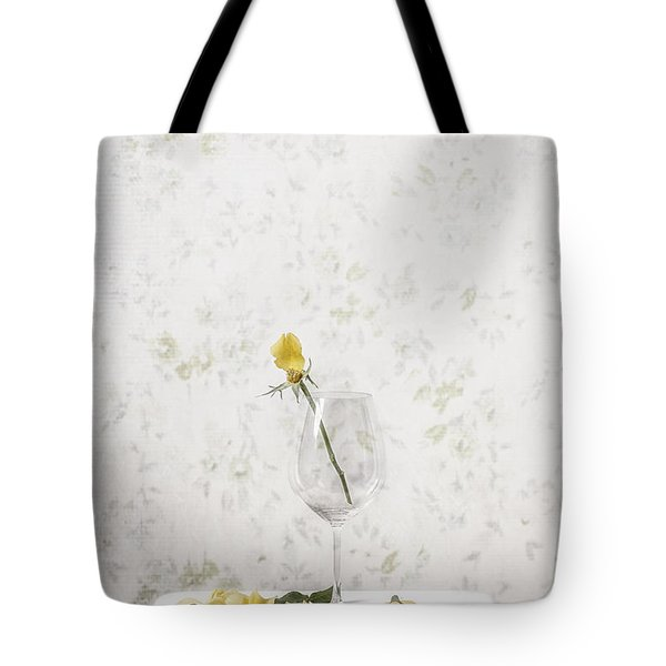 lost petals Tote Bag by Joana Kruse
