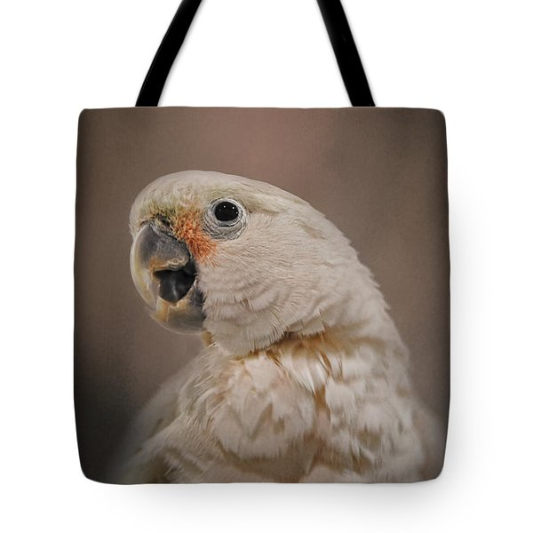 Lots To Say Tote Bag by Jai Johnson