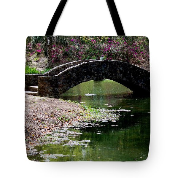 Louisiana Beauty Tote Bag by Robin Lewis