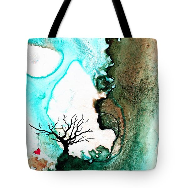 Love Has No Fear - Art By Sharon Cummings Tote Bag by Sharon Cummings