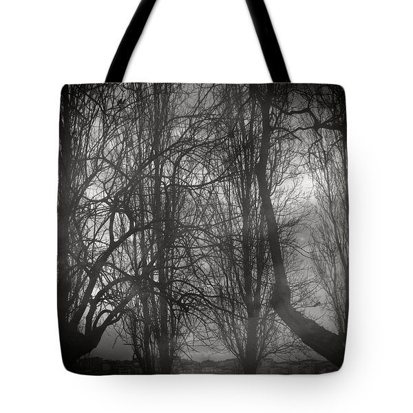 Love is odd Tote Bag by Taylan Soyturk