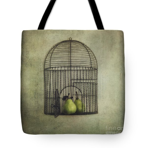 Love Is The Key Tote Bag by Priska Wettstein