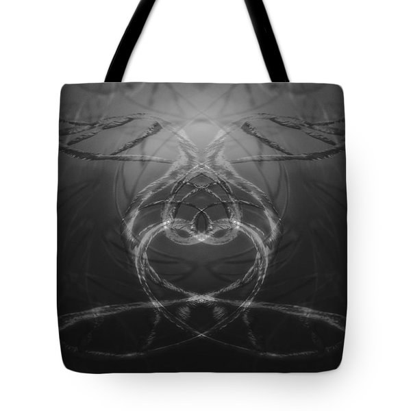 Love Life And Science Tote Bag by Dan Sproul