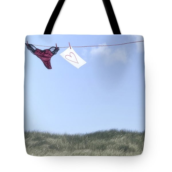 Love Message From Cloud 9 Tote Bag by Joana Kruse