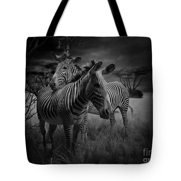 Love Season IIi - African Dream I Tote Bag by Xueling Zou