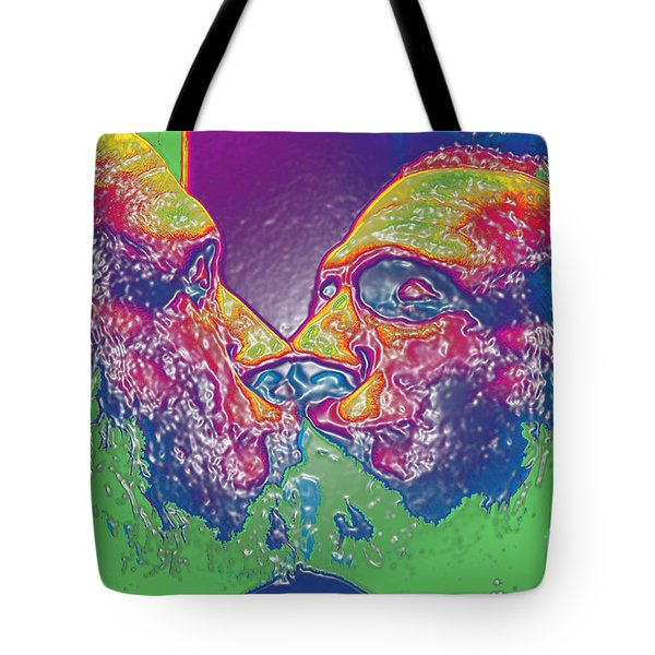 Love Self Evident Aka Portrait Of Flap Jack Stevens Tote Bag by Feile Case