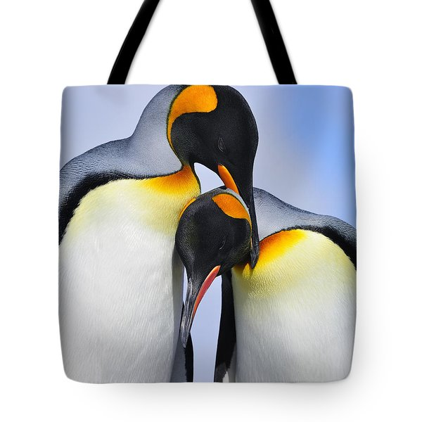 Love Tote Bag by Tony Beck