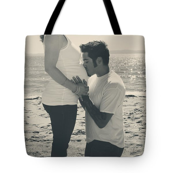 Love You Already Tote Bag by Laurie Search