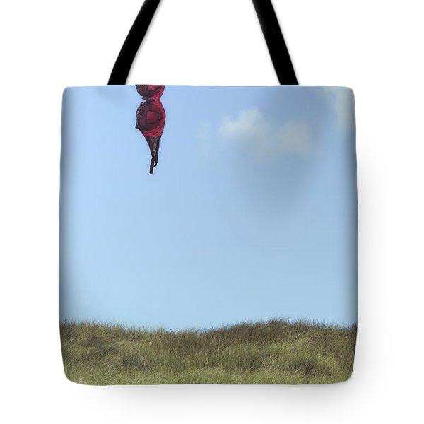 loveletter from cloud 9 Tote Bag by Joana Kruse