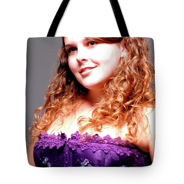 Lovely Rachel Tote Bag by Kathleen Struckle