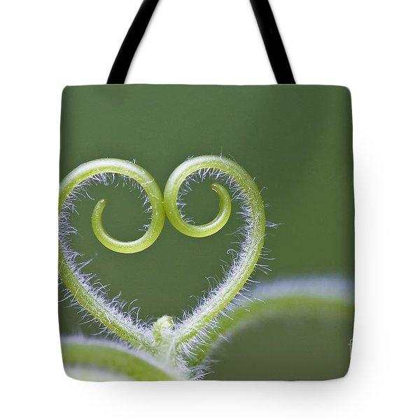 Loving Nature Tote Bag by Maria Ismanah Schulze-Vorberg