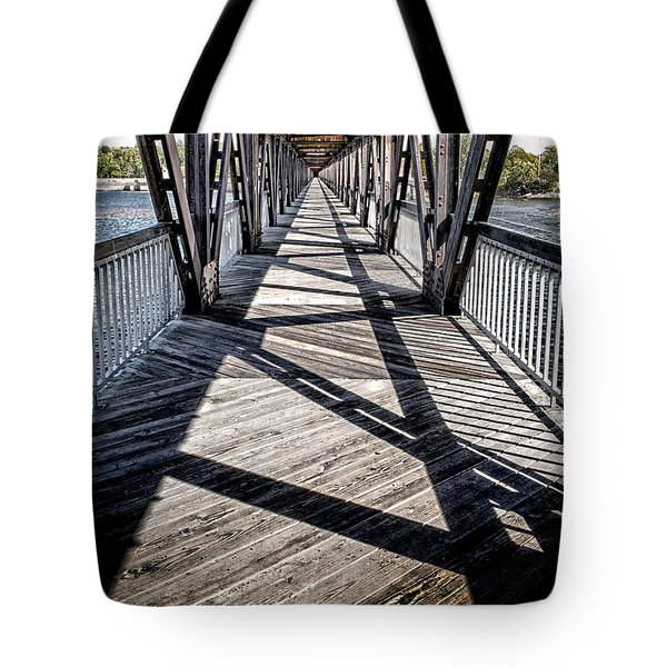 Lucky 13 Tote Bag by Tamyra Ayles