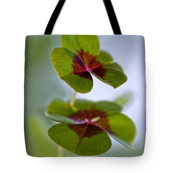Lucky Lovers Tote Bag by Maria Ismanah Schulze-Vorberg