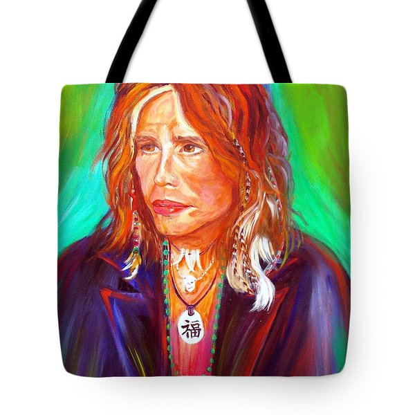 LUCKY Tote Bag by To-Tam Gerwe