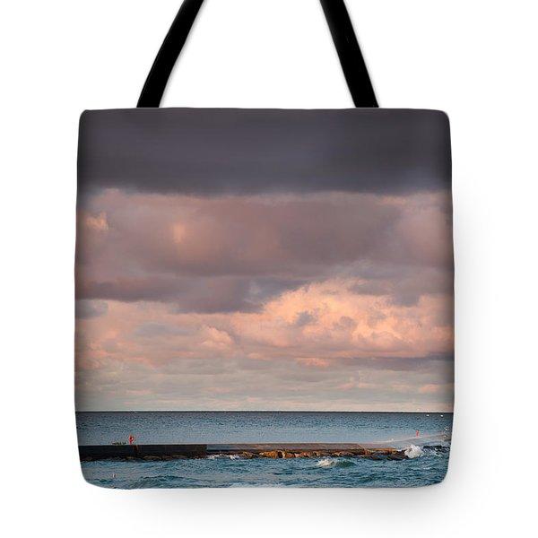 Ludington Tote Bag by Sebastian Musial