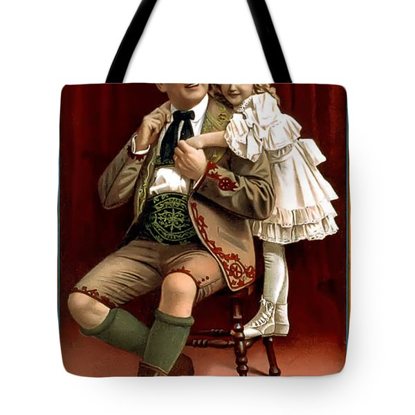 Lullaby Yodel Tote Bag by Terry Reynoldson
