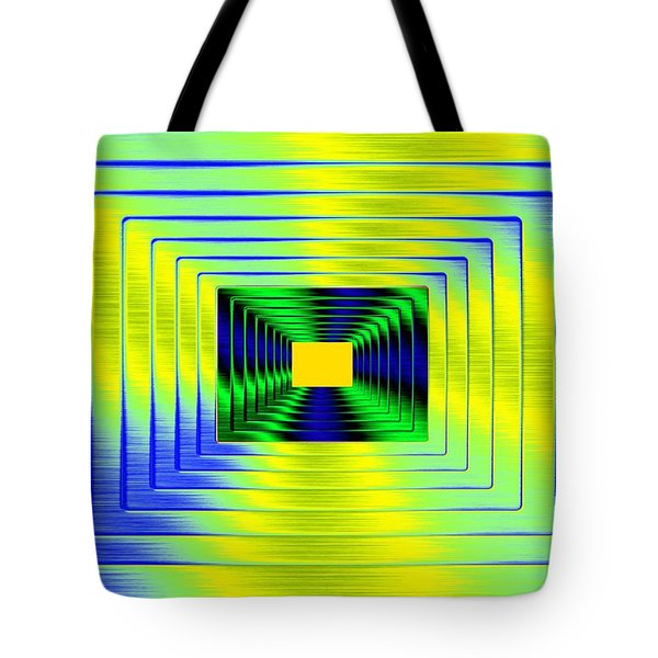 Luminous Energy 18 Tote Bag by Will Borden
