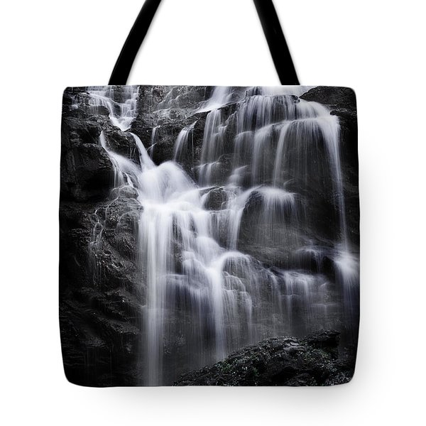 Luminous Waters Tote Bag by Janie Johnson