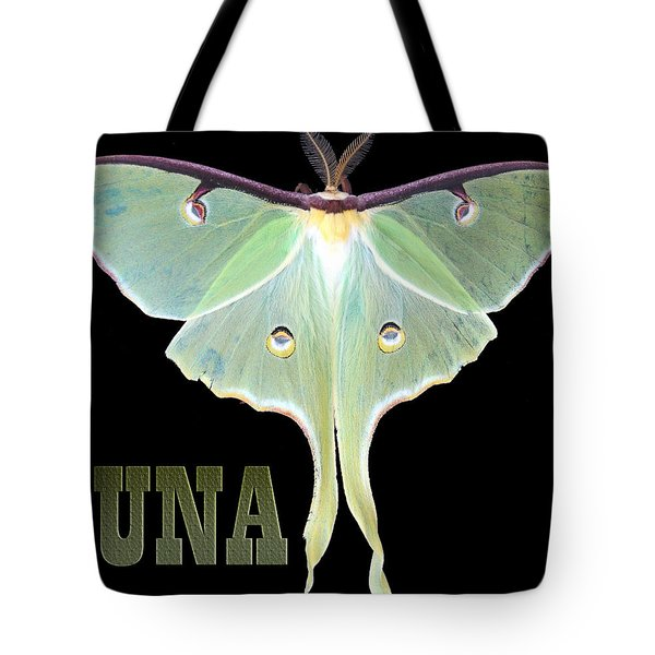LUNA 1 Tote Bag by Mim White