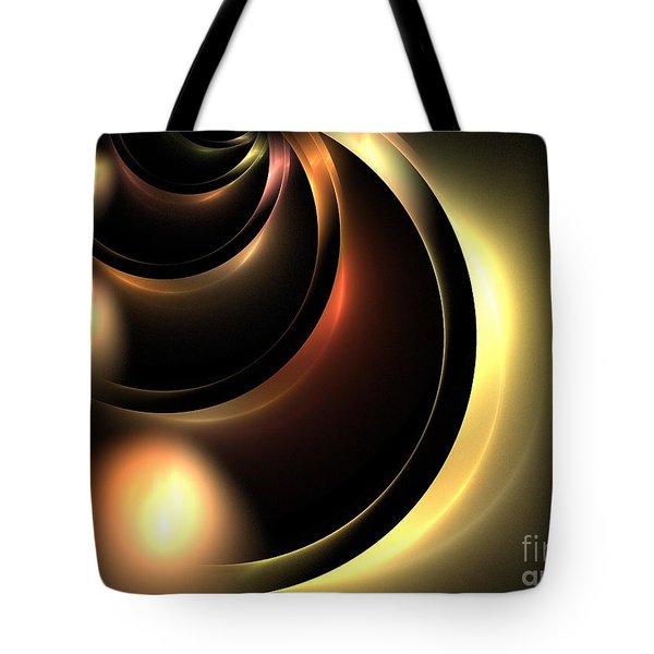 Lunar Tote Bag by Kim Sy Ok