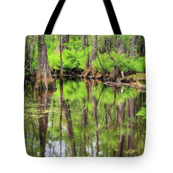 Lush Tote Bag by JC Findley