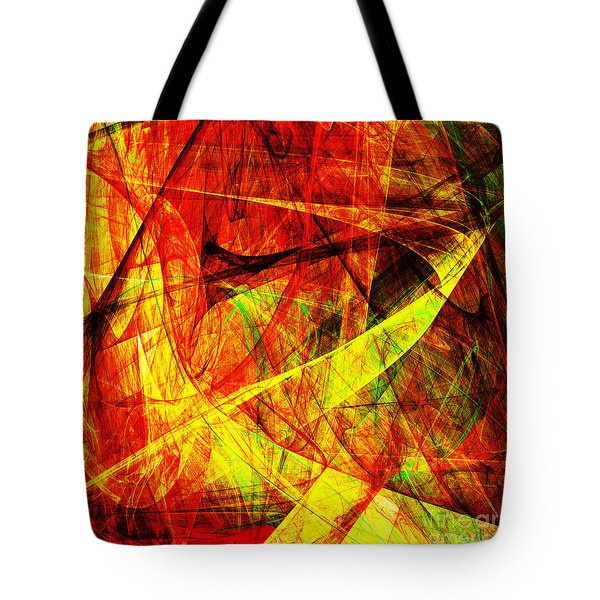 Lust 20130512 Square Tote Bag by Wingsdomain Art and Photography