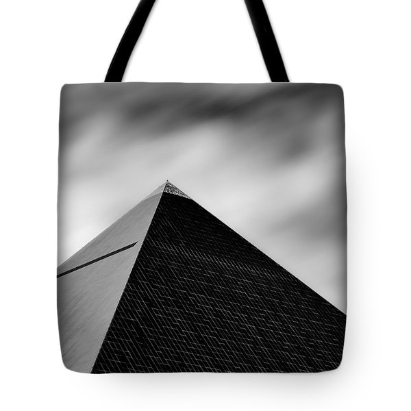 Luxor Pyramid Tote Bag by Dave Bowman